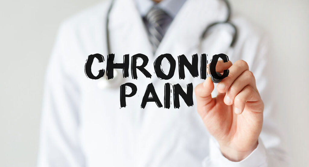 Patients Chronic Pain due to Hypermobility