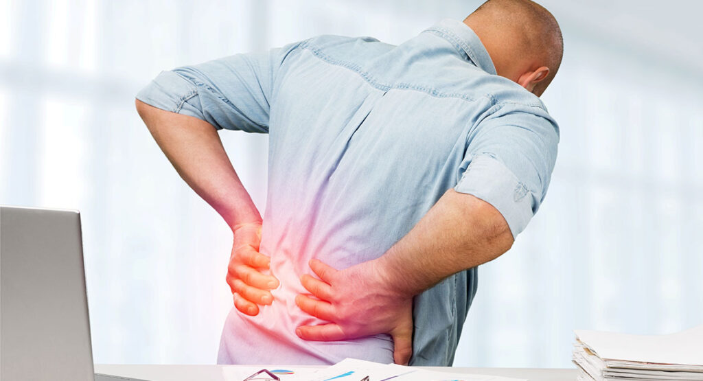 Management of Chronic Lower Back Pain