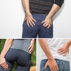 The Buttock as a Source of Pain